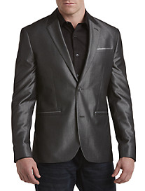 Perry Ellis® Charcoal Blazer