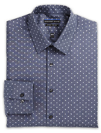 Geoffrey Beene® Leaf-Print Dress Shirt