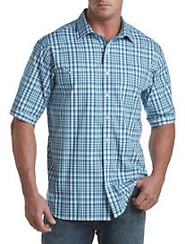 Synrgy® Small Plaid Sport Shirt