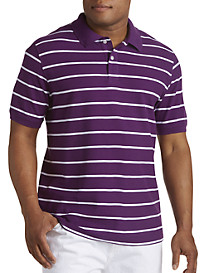 Harbor Bay® Bi-Color Piqué Polo