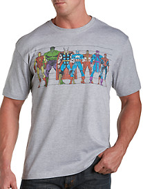 Marvel® Comics Line Up Graphic Tee