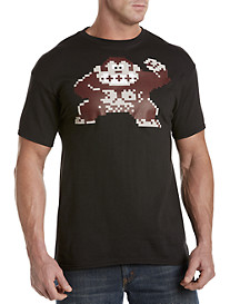 Pixel Donkey Kong Graphic Tee