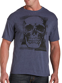 Large Skull Graphic Tee