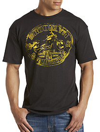 Brooklyn Motorcycle Graphic Tee