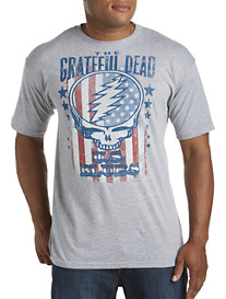 The Grateful Dead-US Blues Graphic Tee