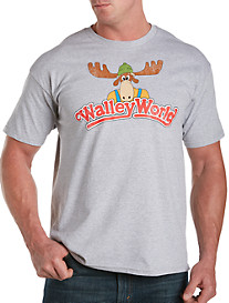Walley World Graphic Tee
