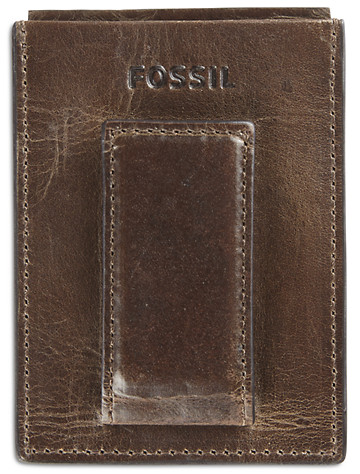 Fossil® Derrick Magnetic Card Case