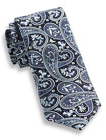 Andrew Fezza Paisley Silk Tie