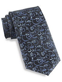 Synrgy™ Floral Silk Tie