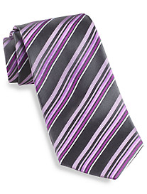 Synrgy™ Multi Stripe Silk Tie
