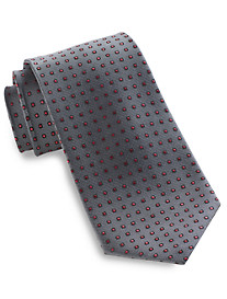 Synrgy® Pop Color Dot Silk Tie