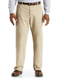 Wrangler® Rugged Wear® Relaxed, Straight-Fit Canvas Pants
