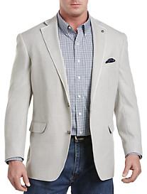 Oak Hill® Textured Nautical Jacket-Relaxer™ Sport Coat