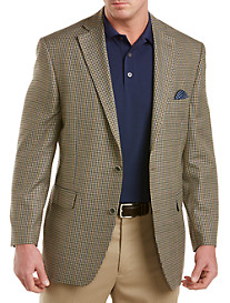 Oak Hill® Jacket Relaxer™ Gingham Sport Coat