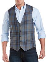 Oak Hill® Plaid Vest