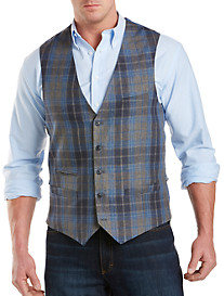 Oak Hill® Plaid Vest