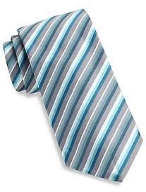 Geoffrey Beene® Stripe Guide Silk Tie
