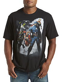 Avenger's Crash Graphic Tee