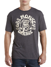 Gas Monkey Gas Face Graphic Tee