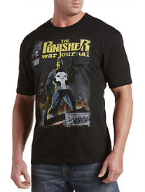The Punisher War Journal Graphic Tee