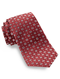 Synrgy® Staggered Neat Silk Tie