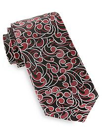 Synrgy™ Paisley Silk Tie