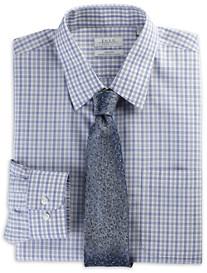 Enro® Check Dress Shirt