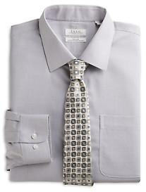 Enro® Mini Check Dress Shirt