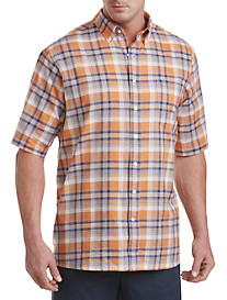 Oak Hill® Madras Sport Shirt