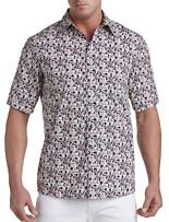 Synrgy™ Floral Print Sport Shirt