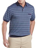Harbor Bay® Tonal Square Banded-Bottom Shirt
