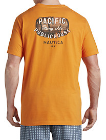 Nautica® Pacific Public House Graphic Tee