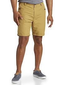 Nautica® Linen-Blend Shorts