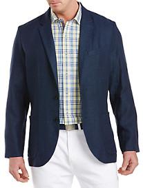 Nautica® Classic Navy Linen Blazer