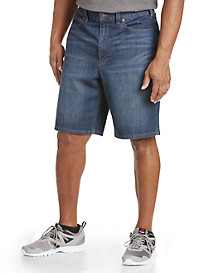 True Nation® Sweet Indigo Shorts