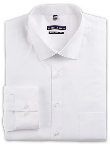 Geoffrey Beene® Textured Solid Dress Shirt ( Mix & Match Geoffrey Beene, Gold Series & Synrgy Dress Shirts )