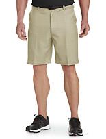Reebok Distressed Plaid Shorts