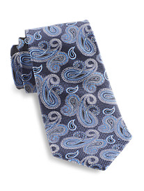 Gold Series® Grenadine Paisley Silk Tie