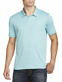 Perry Ellis® Open-Neck Polo