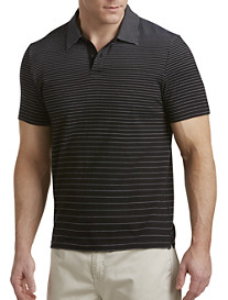 Perry Ellis® Variegated Stripe Polo