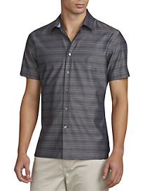 Perry Ellis® Stripe Sport Shirt
