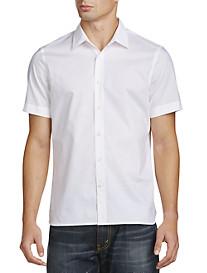 Perry Ellis® Dobby Sport Shirt