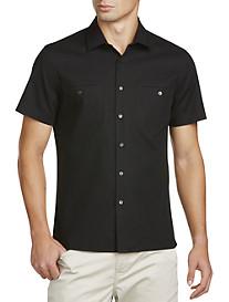 Perry Ellis® Solid Sport Shirt