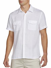 Perry Ellis® Linen Sport Shirt