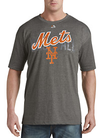 MLB Heathered Tee