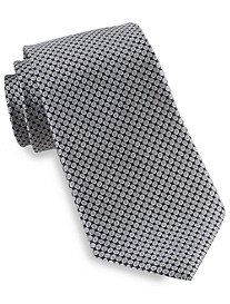 Gold Series® Designed in Italy Oval Silk Tie