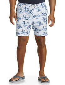 O'Neill Hooked Print Volley Swim Trunks