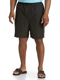 Harbor Bay® Stretch Insert Swim Trunks
