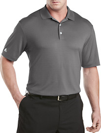 adidas® Golf Solid Polo Shirt