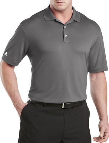 adidas® Solid Polo - Adidas